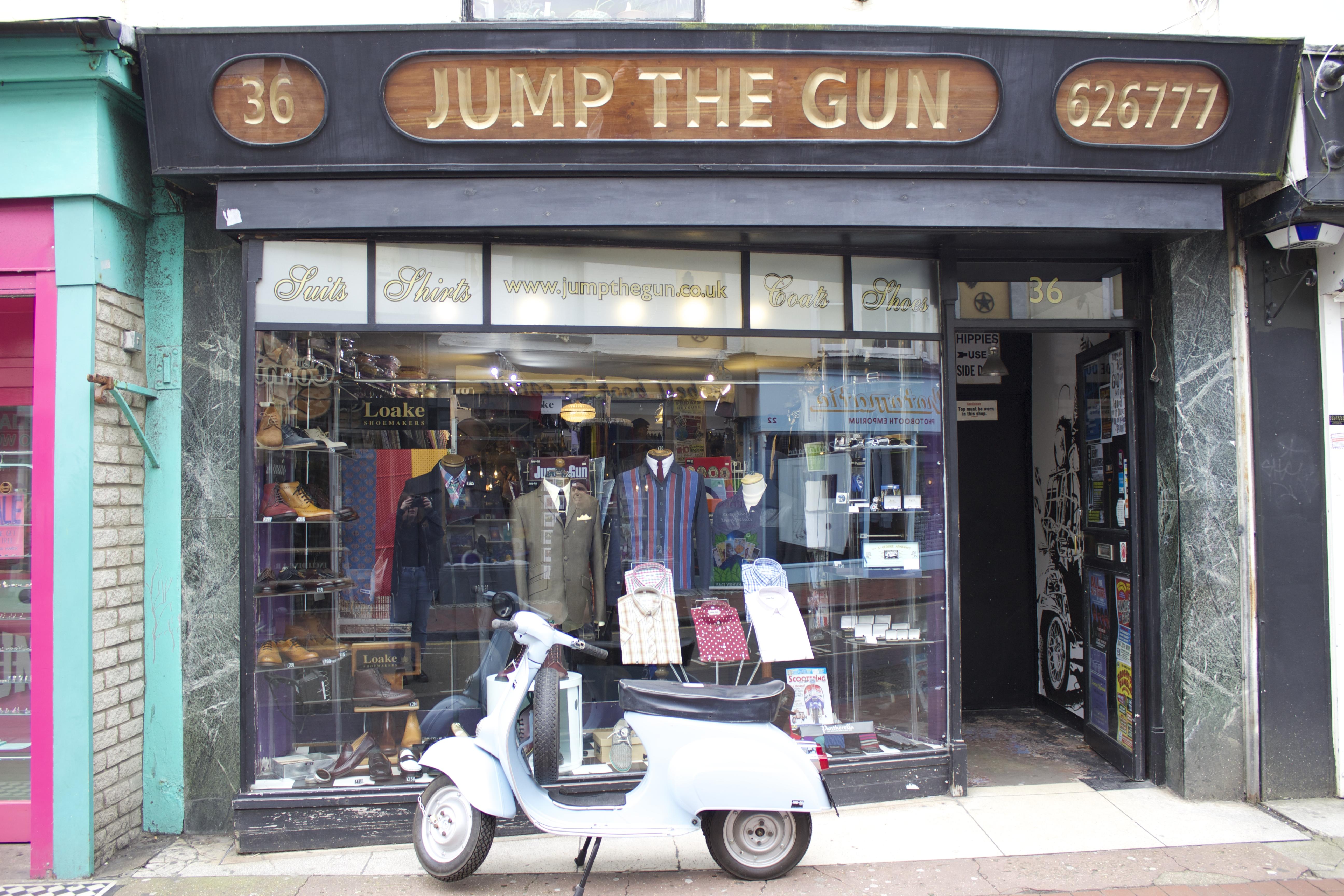 STYLE SHAKER #1: JUMP THE GUN
